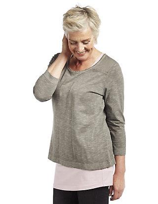 Deerberg Jersey-Shirt Malika