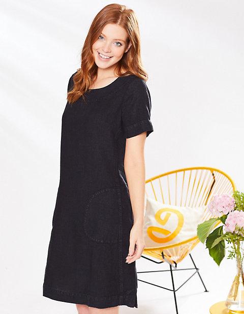 Deerberg Leinen-Kleid Maxime