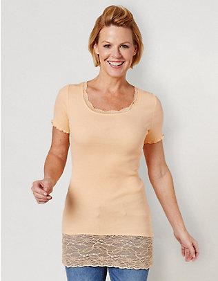 Deerberg Jersey-Long-T-Shirt Mena mirabelle