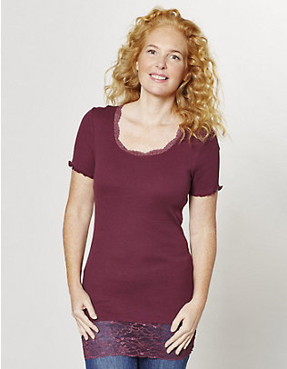 Deerberg Jersey-Long-T-Shirt Mena sommeraster