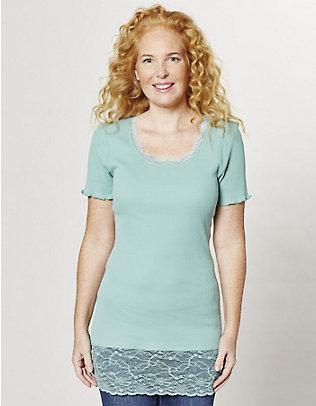 Deerberg Jersey-Long-T-Shirt Mena feigenkaktus