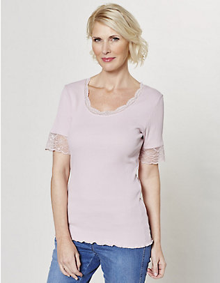 Deerberg Jersey-T-Shirt Kia distel