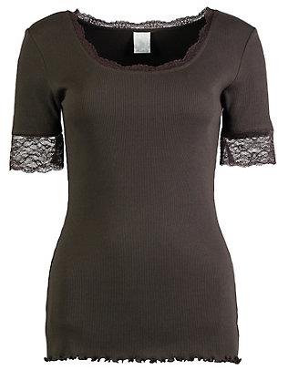 Deerberg Jersey-T-Shirt Kia zartbitter