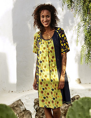 Deerberg Jersey-Kleid Roza