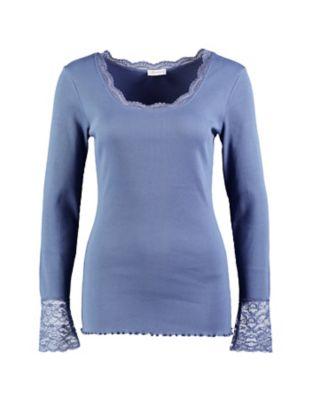 Deerberg Jersey-Shirt Bala indigo