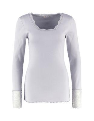 Deerberg Jersey-Shirt Bala seidengrau
