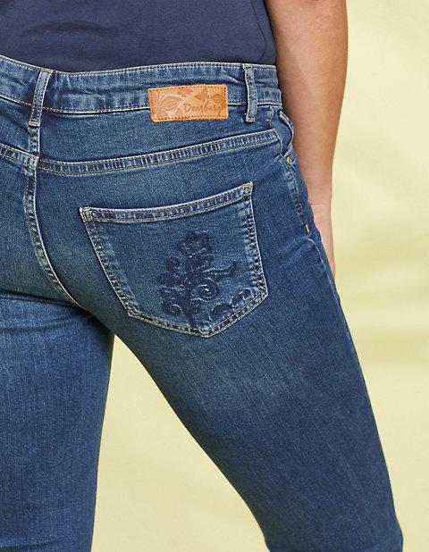 Deerberg Bootcut-Jeans Dena