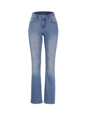 Deerberg Bootcut-Jeans Dena blue-used