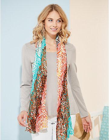 Deerberg Jersey-Shirt Maje opal