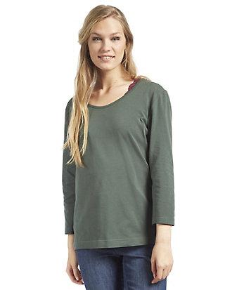 Deerberg Jersey-Shirt, langarm Sasia