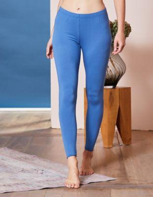 Deerberg Jersey-Leggings Wilma flaggenblau