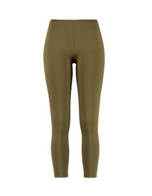 Deerberg Jersey-Leggings Wilma quarzgrün