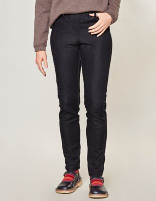 Deerberg Stretch-Jeans Marlis schwarz