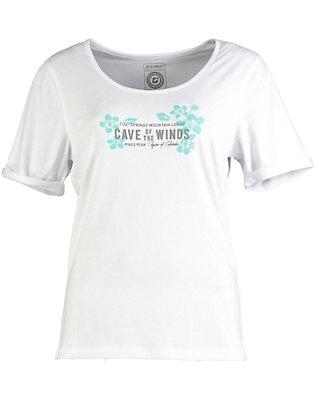 killtec Funktions-Shirt Youki weiß