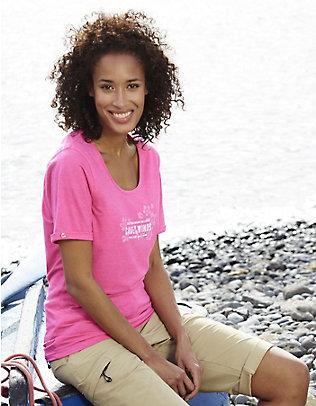 killtec Funktions-Shirt Youki pink