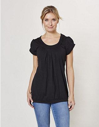Deerberg Jersey-Shirt Amanda schwarz