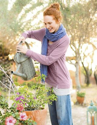 Deerberg Jersey-Shirt Flora