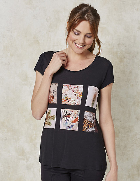 Deerberg Jersey-Shirt Isabell