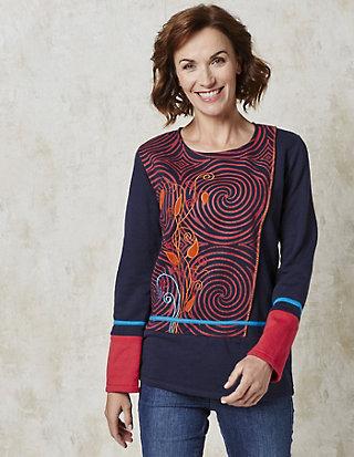 Deerberg Sweatshirt Fabiola