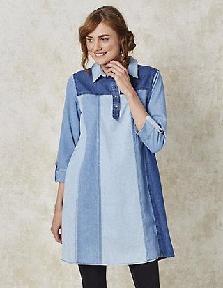Deerberg Jeans-Kleid Felissa