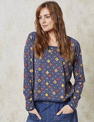 Deerberg Jersey-Shirt Lillith