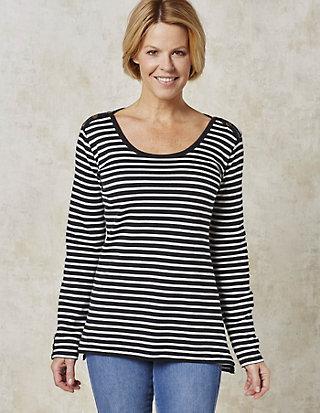 Deerberg Jersey-Shirt Silvie