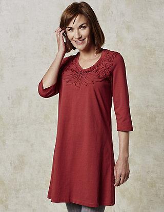 Deerberg Jersey-Kleid Miriam