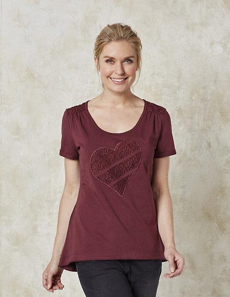 Deerberg Jersey-T-Shirt Ilia
