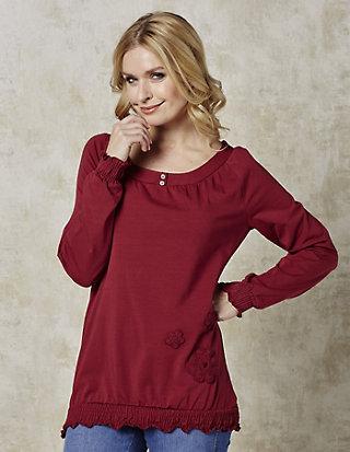 Deerberg Jersey-Shirt Katinka