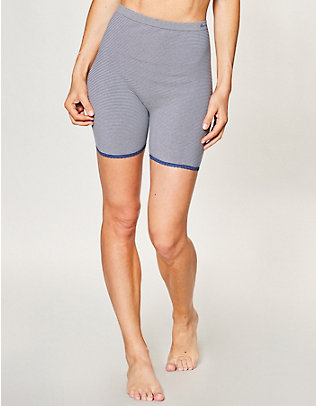 Deerberg Long-Pants Leana tintenblau-geringelt