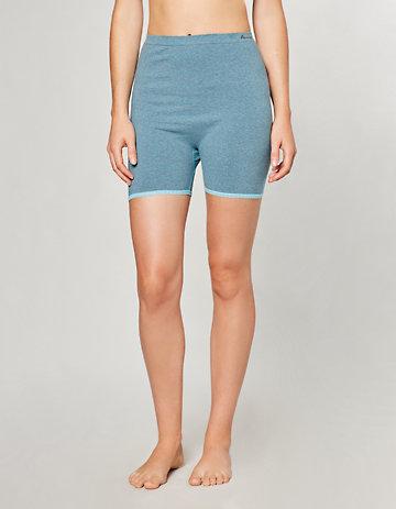 Deerberg Long-Pants Leana pazifikblau-geringelt