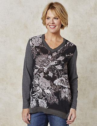 Deerberg Jersey-Shirt Tenisha