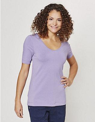 Deerberg Jersey-T-Shirt Dana salbei