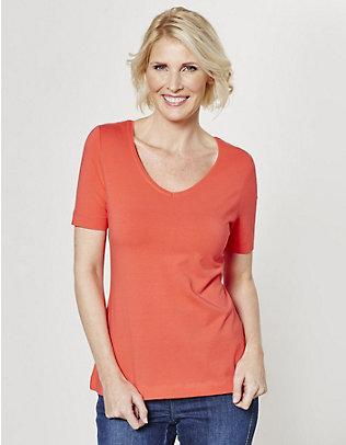 Deerberg Jersey-T-Shirt Dana melone