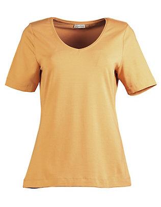 Deerberg Jersey-T-Shirt Dana papaya