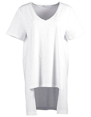 Deerberg Jersey-Shirt Nora cremeweiß
