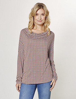 Deerberg Jersey-Shirt Milene
