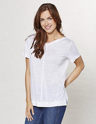 Deerberg Leinen-Shirt Abela