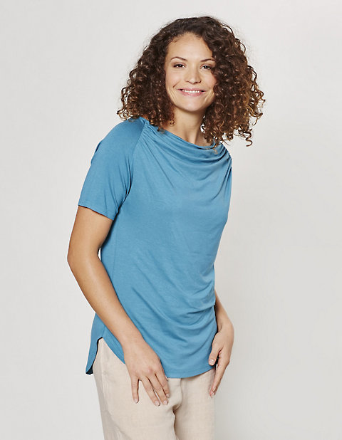 Deerberg Jersey-Shirt Yelva
