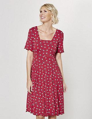 Deerberg Jersey-Kleid Cecilia