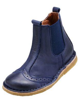 Bisgaard Stiefeletten Jaime, jeansblau