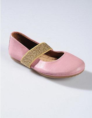 Bisgaard Ballerinas Lykke rosa