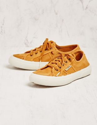 Natural World Sneaker Laurina senf