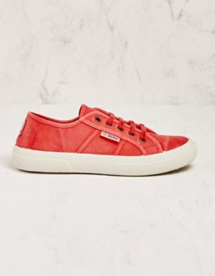 Natural World Sneaker Laurina rot