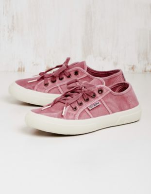 Natural World Sneaker Laurina rosa