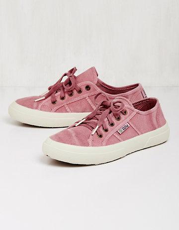 Natural World Sneaker Laurina rosa