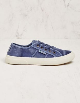 Natural World Sneaker Laurina blau