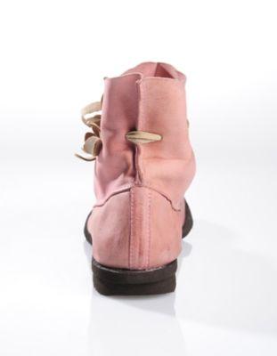 Stiefeletten Thora, rosa