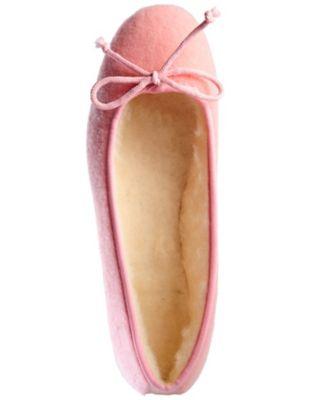 Deerberg Hausschuhe Arna, rosa