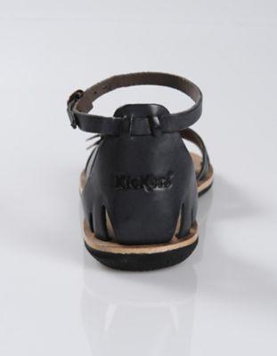 Kickers Sandalen Sula, schwarz